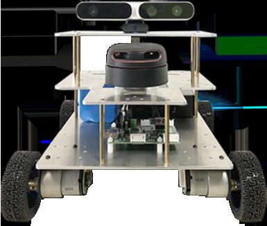 创动实验平台 – 智能小车